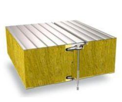 izolační panel z minerální vlny, Ruukki SP2D W