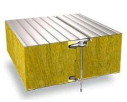 izolační panel z minerální vlny, Ruukki SP2D WE