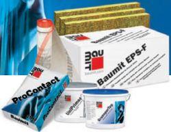 Zateplovací systém Baumit Pro
