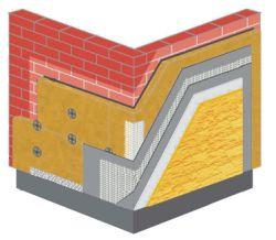 Zateplovací systém EKO-STZ P – s minerální izolací