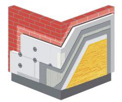 Zateplovací systém EKO-STZ P – s polystyrenem