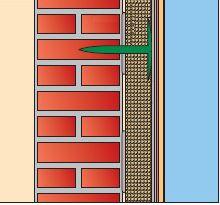Zateplovací systém Salitherm Minerál dle ETAG 004