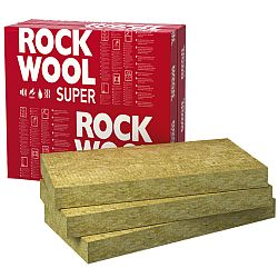 Rockwool Superrock - deska z kamenné vlny