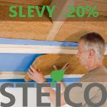 Dřevovláknité desky Steico