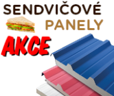 Sendvičové panely - Výhodné ceny