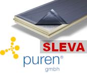 PIR desky Puren PERFECT s difuzní fólií