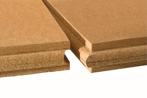 Pavatex - Dřevovláknitá izolace Swisstherm-Combi