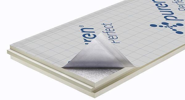 Izolační panel z PIR pěny, Puren PERFECT