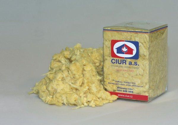 Tepelná izolace z PIR, Ciur Climaglass