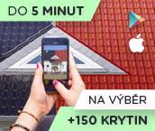 Vizualizace vaší střechy