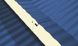 izolační panel z polyuretanu, Kingspan KS1000 AWP