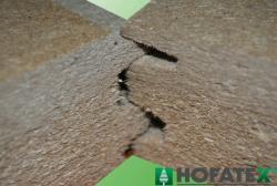 dřevovláknitá izolační deska, HOFATEX Kombi
