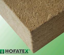 dřevovláknitá izolační deska, HOFATEX Therm