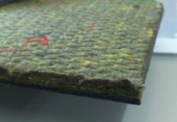 pružná izolační deska z konopí, Insoflex