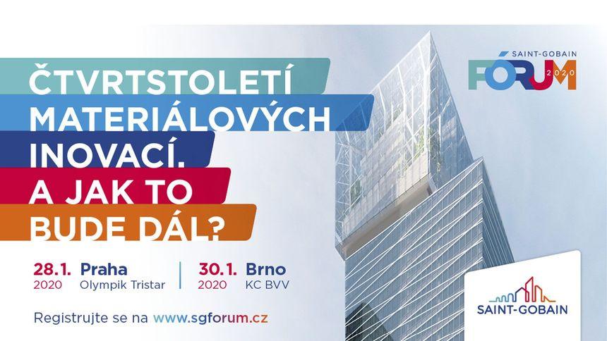 Saint-Gobain fórum 2020 - seminář