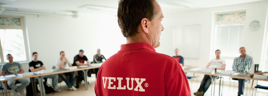 Školení pro montážní firmy od Veluxu