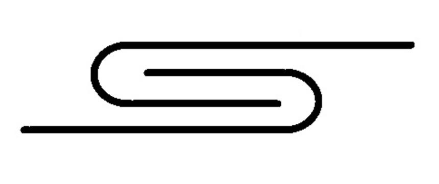 Jednoduchá ležatá drážka - příklad
