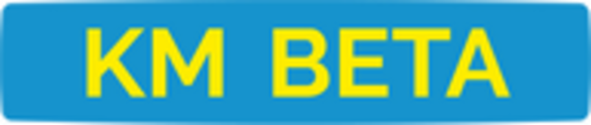 KMBeta logo