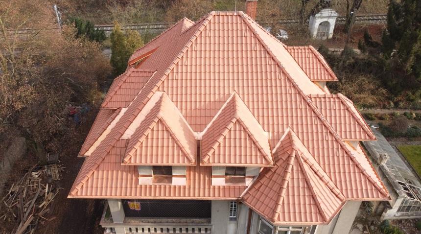 Střecha tondach soutěž