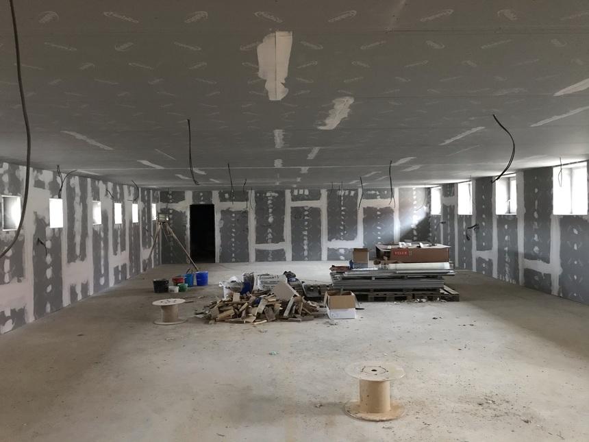 Rekonstrukce se dočkaly i vnitřní prostory