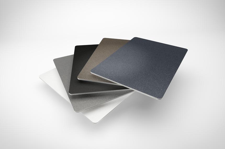 Deska je dostupná v atraktivních barevných provedeních
