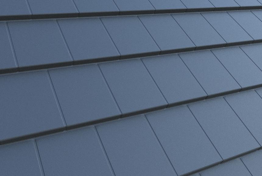Krytinu FLAT je možno použít už od sklonu střechy 15°