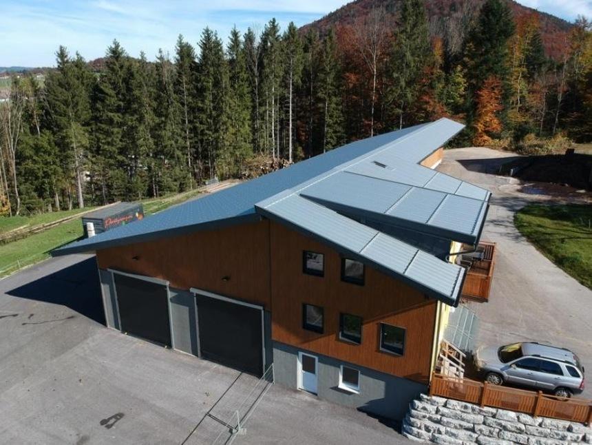 Izolační panely jsou vhodným řešením pro budovy všeho druhu