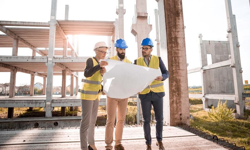 Stavební průmysl se pomalu začíná vracet do starých kolejí