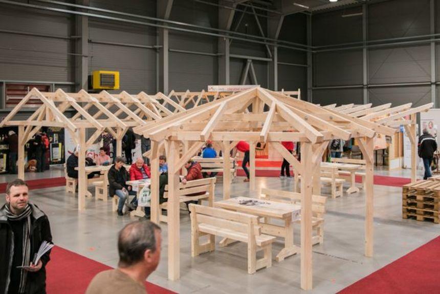 festival dřeva a nářadí