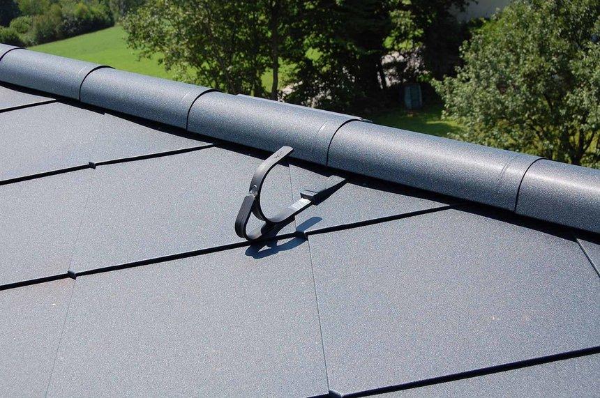 COMAX BoCo 330 s hřebenem střechy