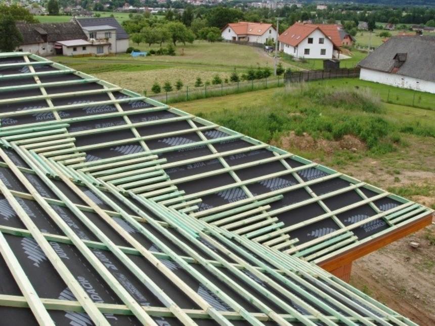Odkrytá střecha