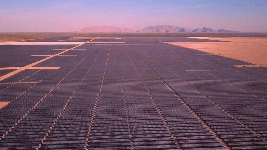 Fotovoltaická elektrárna Villanueva