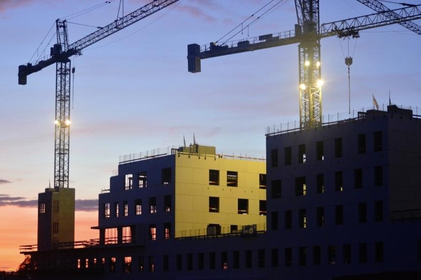 Statistiky průmyslu a stavebnictví za březen