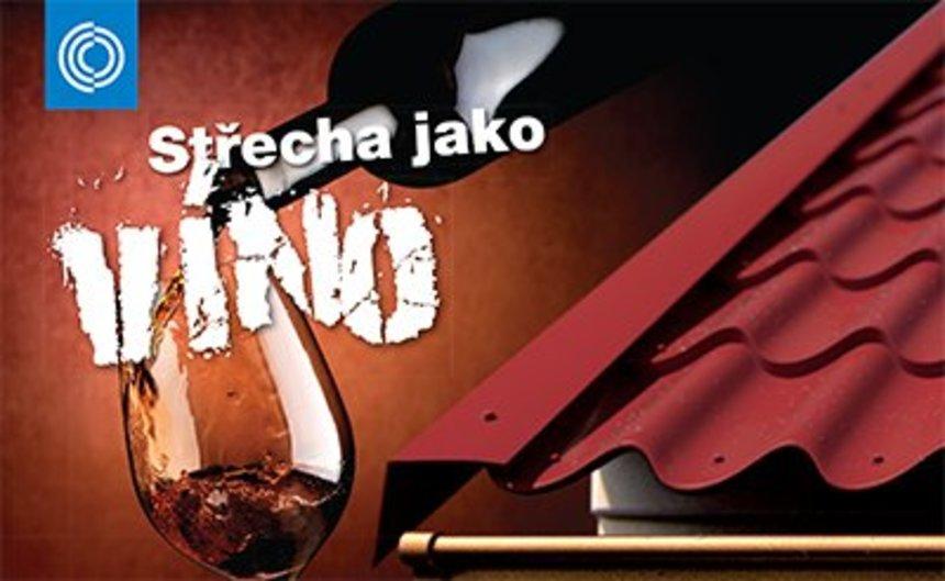 Lindab - Střecha jako víno od 199 Kč! Využijte akční nabídku