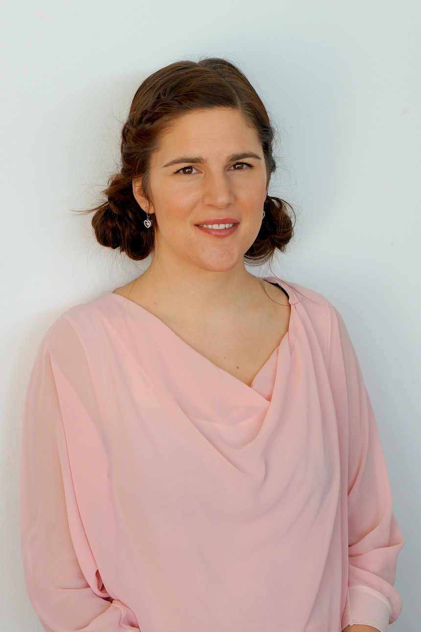 Architektka Tereza Vojancová ze společnosti URSA