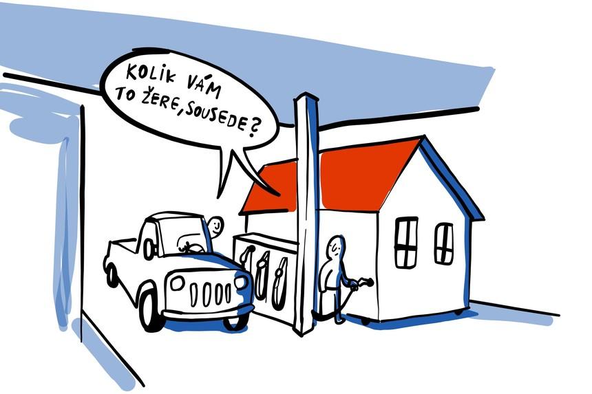 Víte, jakou spotřebu energie má váš dům?