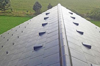 KM BETA radí jak připravit střechy na zimu, mrazy a sníh