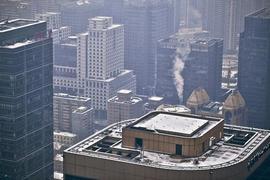 Zásady návrhu odvodnění plochých střech