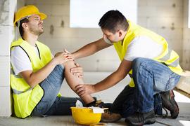 Lidem se ročně stane přes 40 tisíc pracovních úrazů