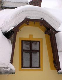 Výpočet zatížení střech sněhem, využití Sněhového deníku