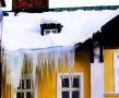 Sněhové zábrany pro střechy