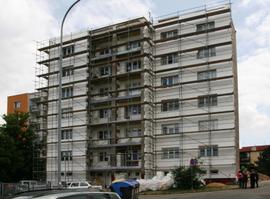 Rekonstrukce domu značí dobrou adresu a cenu bytů zvýší