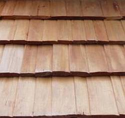 Valašský dřevěný šindel