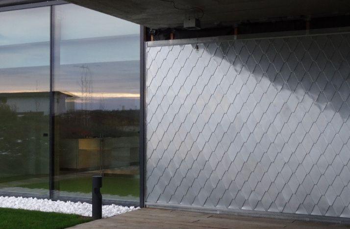 Radomil Šajtar – KLEMP, Administrativní budova společnosti LUMIUS, Frýdek-Místek, zdroj: Rheinzink