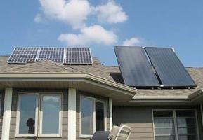 solární panely, solární systémy