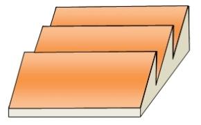Pilová střecha