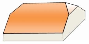 Polovalbova střecha
