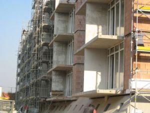 ilustrační foto, novostavba - bytový dům