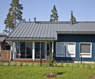 Ruukki, Skandinávský rodinný dům