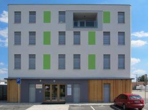 Administrativní budova Otazník, Ostrava